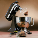 Backen mit KitchenAid